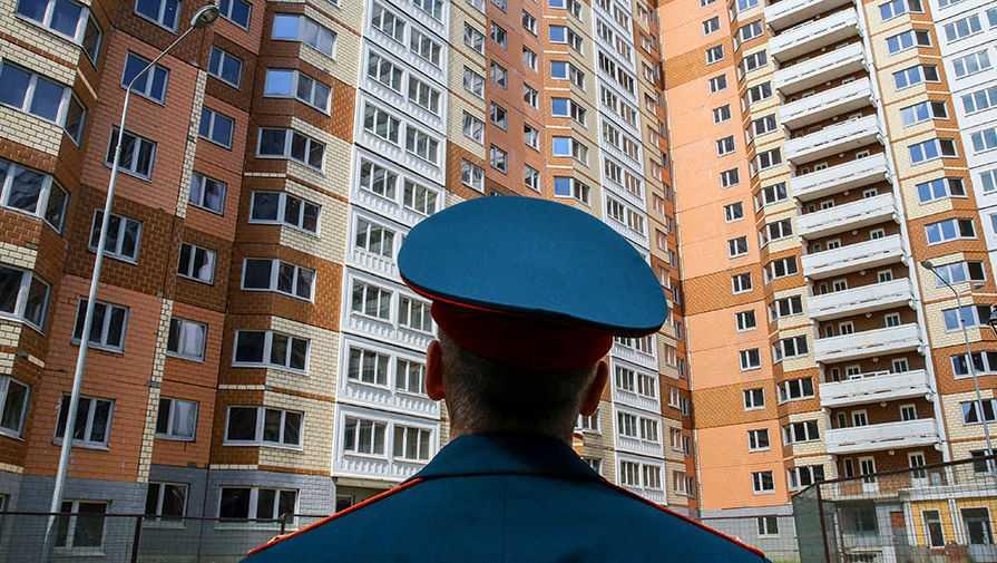 Обеспечение жилыми помещениями бывших военнослужащих воинских формирований Украины, располагавшихся в Крыму